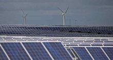 Energia solar e eólica, energia renovável, energias renováveis