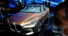 BMW Automóveis Carro
