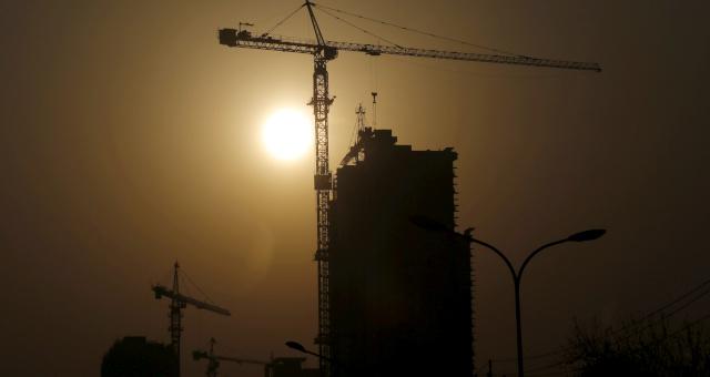 Construção Civil Imóveis Setor Imobiliário Poluição