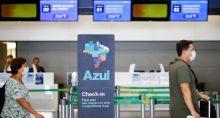 Aeroporto Aviação Turismo AZUL4