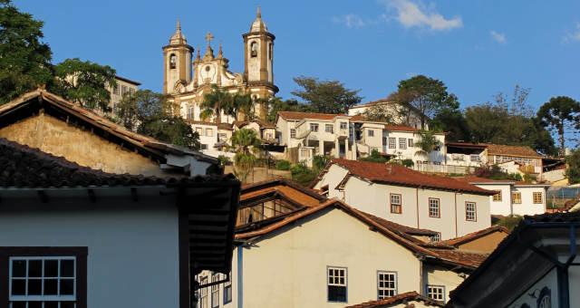 Turismo Ouro Preto Minas Gerais