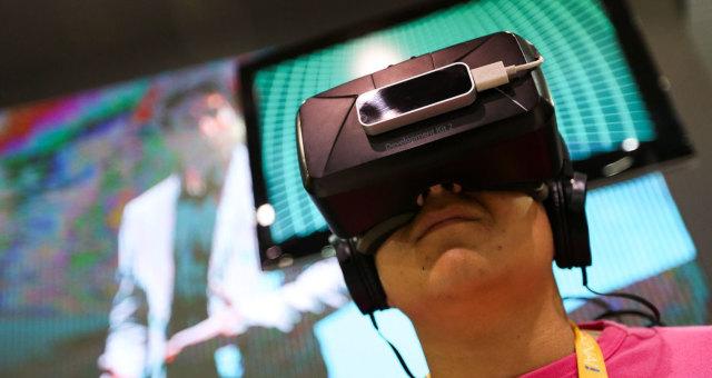 Tecnologia Realidade Virtual Inteligência Artificial