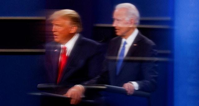 Donald Trump, Joe Biden, Eleições EUA