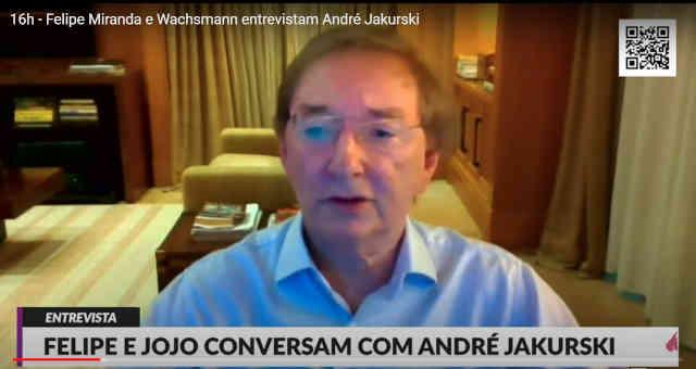 André Jakurski, da JGP