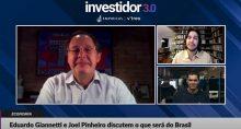 Eduardo Giannetti, Joel Pinheiro, Investidor 3.0