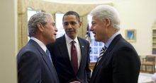 EUA, Ex presidentes