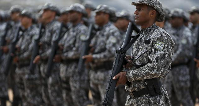 Forças Armadas Amzônia