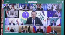 Jair bolsonaro G20