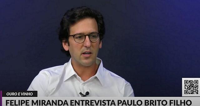 Paulo Carlos de Brito, Evento Investidor 3.0