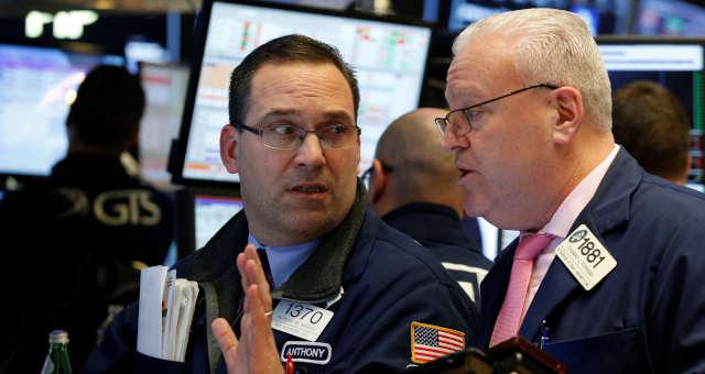 Wall Street EUA NYSE