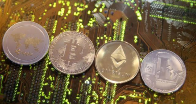 Criptomoedas XRP Bitcoin Etherum Litecoin