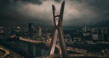São Paulo Cidades Ponte Estaiada