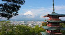 Japão Monte Fuji Turismo