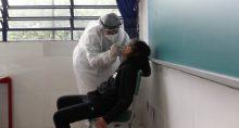 Testes Coronavírus Escolas
