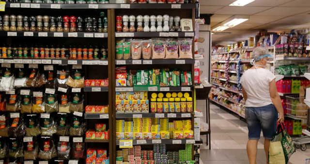 Supermercado Consumo Inflação
