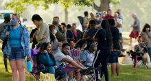 Filas Multidão Desemprego