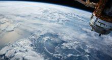 Planeta Terra Espaço Sideral NASA