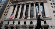 Wall Street Nyse Bolsa de Valores de Nova York