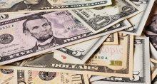 Dólar, Dinheiro, Câmbio