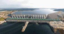 Usina de Belo Monte, da Norte Energia, em Altamira, no Pará