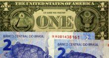 Dólar, Real