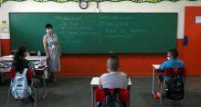 Educação Escola Coronavírus