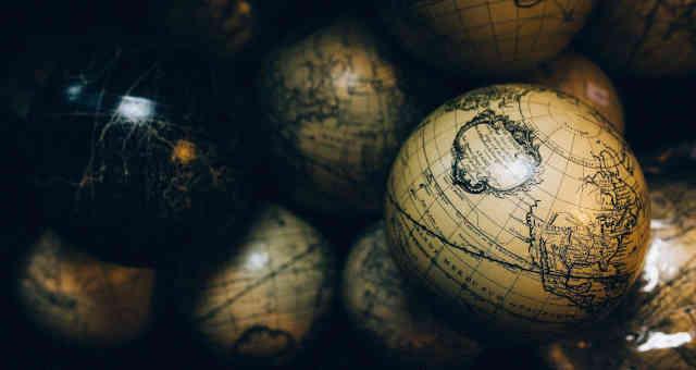 Globo terrestre, planeta, mundo, Terra