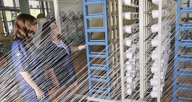 Produção têxtil cai 9% ao longo de 12 meses – Money Times