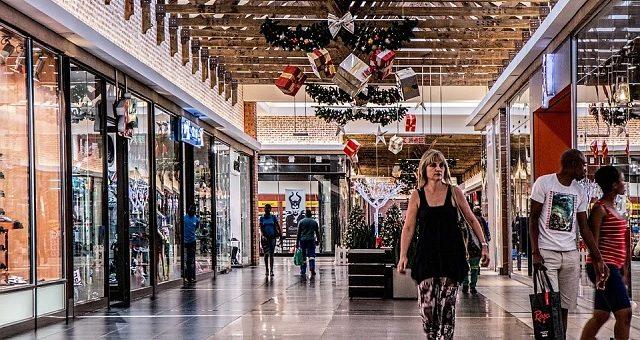 Natal Shopping
