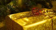 Natal, presenta, festas
