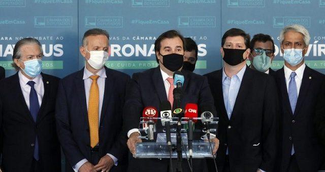 Rodrigo Maia Câmara dos deputados