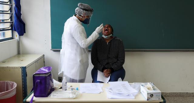 Saúde-Coronavírus