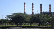 Usina termelétrica de Santa Cruz, no Rio de Janeiro