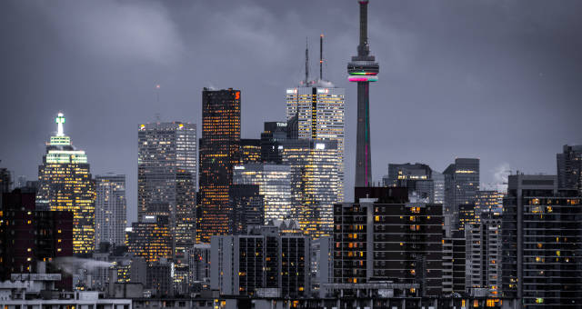 Toronto Canadá Turismo