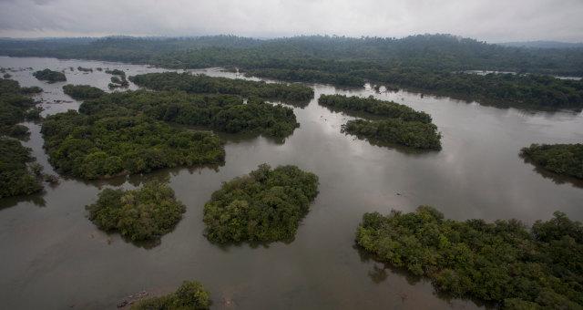 Hidrelétrica Belo Monte