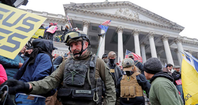 Capitólio Protesto