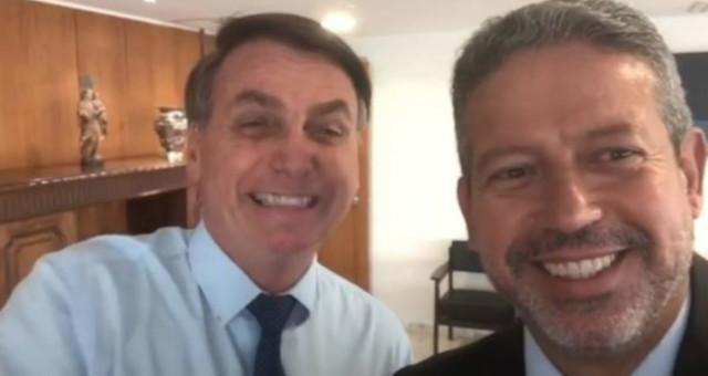 Arthur Lira Jair Bolsonaro