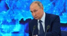 Vladimir Putin Rússia