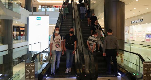 Shoppings Consumo Comércio Coronavírus