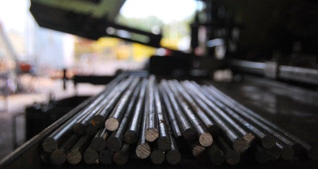 Aço indústria