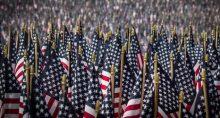 Bandeiras dos Estados Unidos, bandeiras americanas