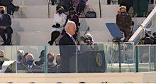 Joe Biden assume como 46º presidente dos Estados Unidos em 20 de janeiro de 2021