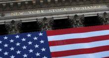 New York Stock Exchange (NYSE), Nova York, EUA, 04/11/2020.