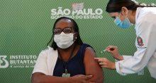 CoronaVac, Vacinas, Governo de São Paulo