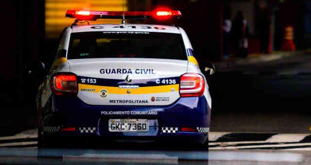 Viatura da Guarda Civil Metropolitana de São Paulo