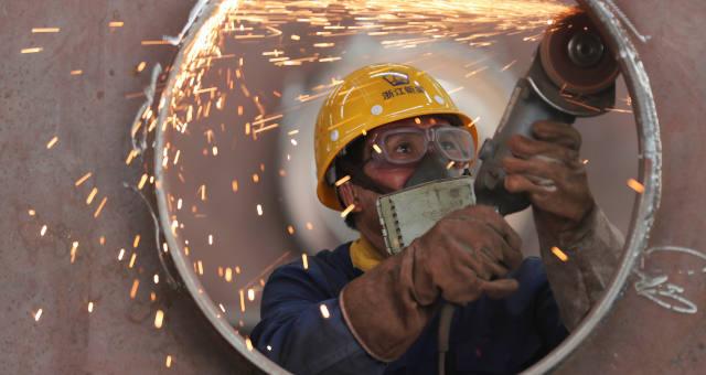 Indústria siderúrgica