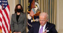 Kamala e Biden
