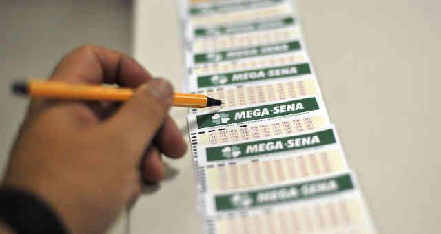 cartões da mega-sena