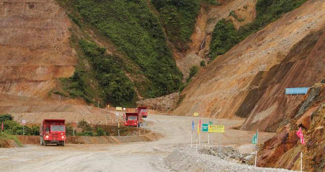 Tundayme, Equador
