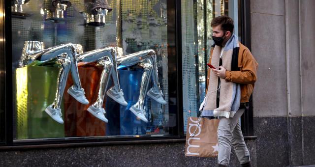 Consumo 5ª Avenida em Nova York